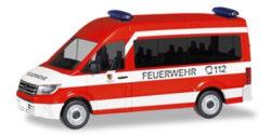 VW Crafter MTW Feuerwehr Nürnberg-Neunhofen