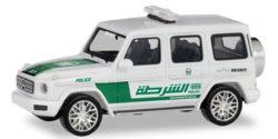Mercedes Benz G-Klasse Polizei Dubai (VAE)