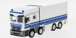 Mercedes Benz Actros Achleitner Polizei Werttransporter