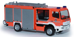 Mercedes Benz Varus HLF 20 Feuerwehr Itzehoe