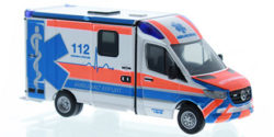 Mercedes Benz Sprinter RTW Ambulanz Erfurt