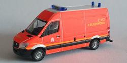 Mercedes Benz Sprinter 13 GW 1 Feuerwehr Hamburg