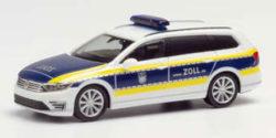 VW Passat Variant GTE Zoll