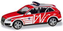 Audi Q5 ELW Feuerwehr Wiesbaden