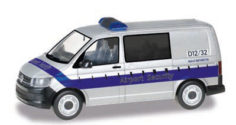 VW T6 Fraport Airport Security