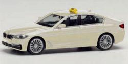 BMW 5er Limousine Taxi