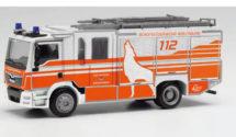 MAN TGM LF Feuerwehr Wolfsburg