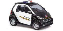 Smart Fortwo Beverly Hills Police