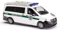 Mercedes Benz Vito Bergrettung Österreich
