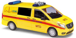 Mercedes Benz Vito MTD Berlin