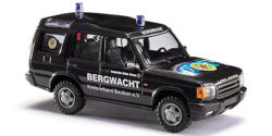 Land Rover Discovery Bergwacht Bautzen