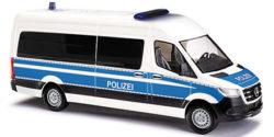Mercedes Benz Sprinter Polizei Hamburg