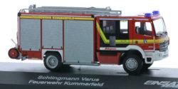 Mercedes Benz Actros HLF Feuerwehr Kummerfeld