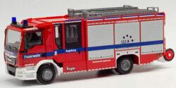 MAN TGS M Ziegler Z-Cab LF Feuerwehr Augsburg