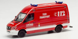 Mercedes Benz Sprinter Tier-Transport Feuerwehr Aachen