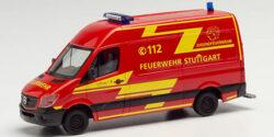 Mercedes Benz Sprinter Jugendfeuerwehr Feuerwehr Stuttgart