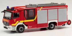 Mercedes Benz Atego Feuerwehr Dinklage