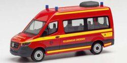 Mercedes Benz Sprinter MTW Feuerwehr Dresden