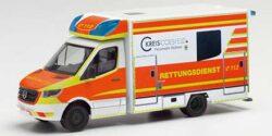 Mercedes Benz Sprinter RTW Rettungsdienst Dülmen
