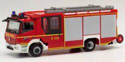 Mercedes Benz Atego Feuerwehr Gelsenkirchen