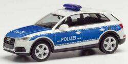 Audi Q5 Wasserschutzpolizei Mainz