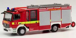 Mercedes Benz Atego HLF 20 Feuerwehr Wietmarschen / OFW Lohne