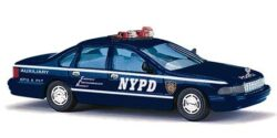 Chevrolet Caprice NYPD Auxiliary Police