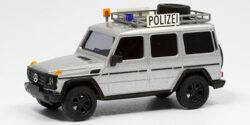 Mercedes Benz G-Klasse Bundespolizei Flughafen SEK