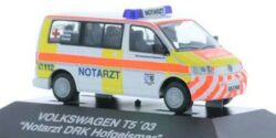 VW T5 NEF DRK Landkreis Kassel