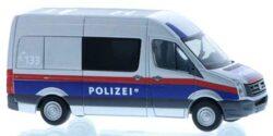 VW Crafter Polizei Österreich