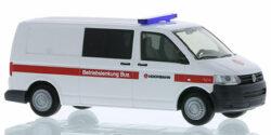 VW T5 Betriebslenkung Bus Hamburger Hochbahn
