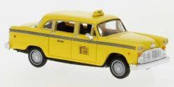 Checker Cab New York