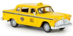 Checker Cab New York