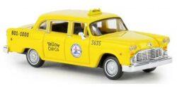 Checker Cab Los Angeles