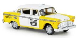 Checker Cab Atlanta
