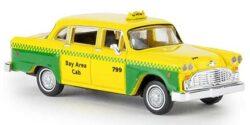 Checker Cab San Francisco