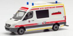 Mercedes Benz Sprinter ATF Feuerwehr Dortmund