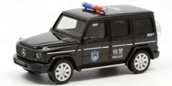 Mercedes Benz G-Klasse Police SWAT China Special Forces
