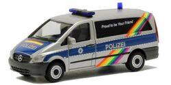 Mercedes Benz Vito Polizei Bremen / Proud to be friend