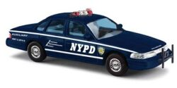 Ford Crown Victoria NYPD Auxiliary Police