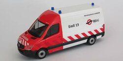 Mercedes Benz Sprinter BSAG Betriebsaufsicht / Unfallhilfe