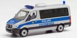 Mercedes Benz Sprinter Bus Polizei Berlin / Mobile Wache