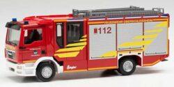 MAN TGS M HLF 20 Feuerwehr Oberschleissheim