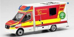Mercedes Benz Sprinter RTW Feuerwehr Bocholt