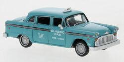 Checker Cab Seattle