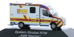 Mercedes Bent Sprinter RTW ASB Worms