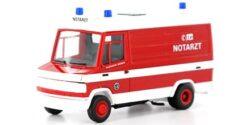 Mercedes Benz T2 NAW Feuerwehr Bremen
